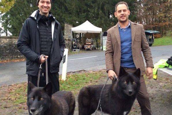 Moritz Bleibtreu black Wolves the dark side of the moon