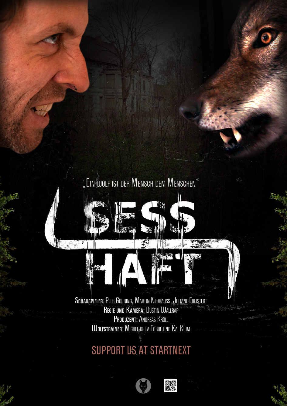 sesshaft film Wolves