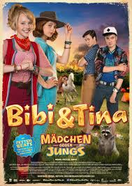 bibi and Tina and the wolf