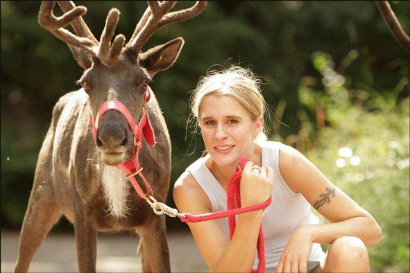 Animal Actor Reindeer